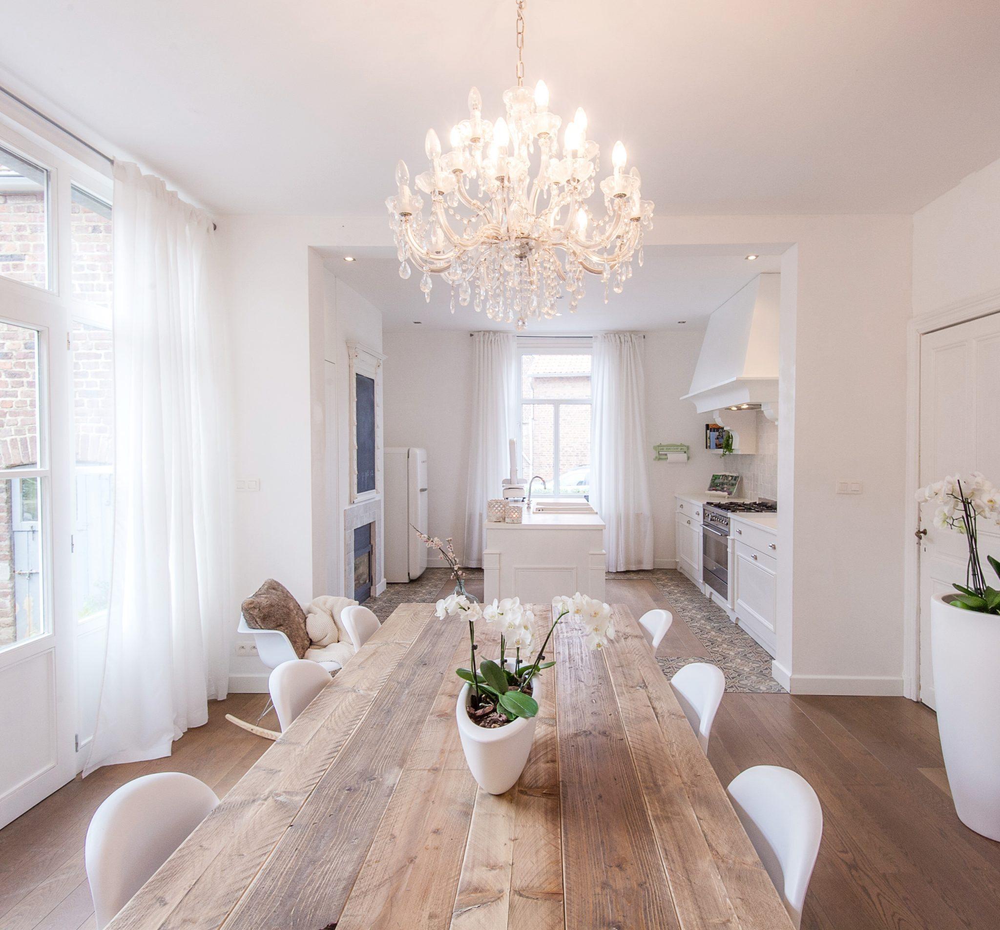 Totale Renovatie Van Leefkeuken & Interieurstyling